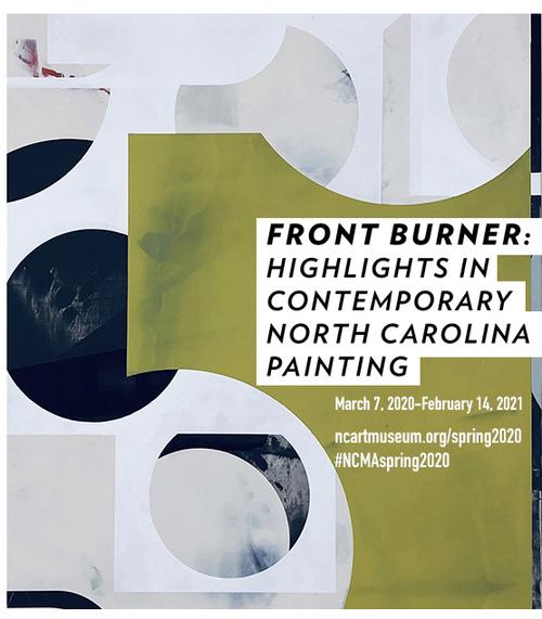 North Carolina Museum of Art   March 7, 2020 - February 14, 2021