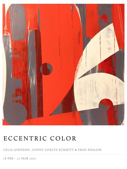 Kathryn Markel Fine Arts   February 18 - March 27, 2021